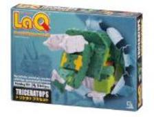 LaQ - LaQ Hobby Kit Triceratops
