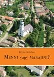 Léna Béres M. - Menni vagy maradni? [eKönyv: pdf, epub, mobi]
