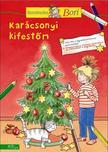 Uli Velte - Karácsonyi kifestőm - Barátnőm, Bori foglalkoztató<!--span style='font-size:10px;'>(G)</span-->