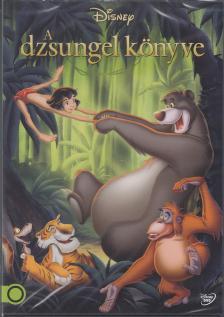 Disney - DZSUNGEL KÖNYVE