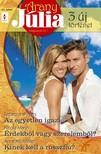 Nicola Marsh, Anne McAllister Rebecca Winters, - Arany Júlia 31. kötet (Az egyetlen igazi, Érdekből vagy szerelemből?, Kinek kell a rosszfiú?) [eKönyv: epub, mobi]<!--span style='font-size:10px;'>(G)</span-->