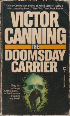 Canning, Victor - The Doomsday Carrier [antikvár]