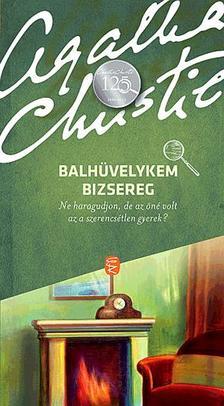 Agatha Christie - Balhüvelykem bizsereg