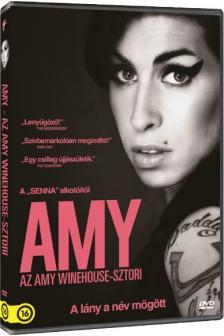 - AMY DVD - AZ AMY WINEHOUSE SZTORI -