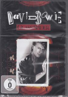- GLASS SPIDER DVD DAVID BOWIE
