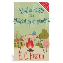 M.C.Beaton - Agatha Raisin és a nyársat nyelt rendőr