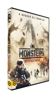Tom Green - Monsters - Sötét kontinens