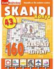 CSOSCH KIADÓ - ZsebRejtvény SKANDI Könyv 43.