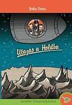 Jules Verne - UTAZÁS A HOLDBA - KEMÉNY BORÍTÓS