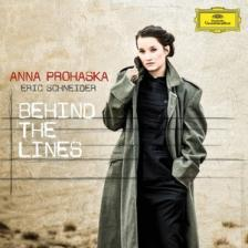 BEHIND THE LINES ANNA PROHASKA CD