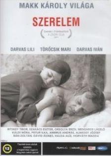 DÉRY TIBOR - SZERELEM DVD -MAKK KÁROLY FILMJE
