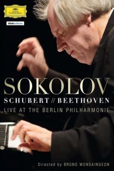 SOKOLOV - LIVE AT THE BERLIN PHILHARMONIE - SCHUBERT / BEETHOVEN