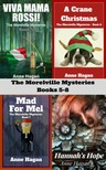 Hagan Anne - The Morelville Mysteries: Books 5-8 Collection [eKönyv: epub,  mobi]