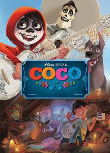 - - Coco - Filmkönyv