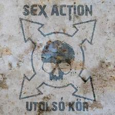 SEX ACTION - Sex Action - Utolsó kör (CD)