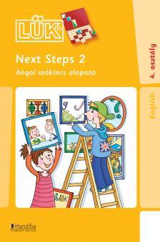 - LDI-317 NEXT STEPS 2. ANGOL SZÓKINCS ALAPOZÓ 4. OSZTÁLY /MINI-LÜK/