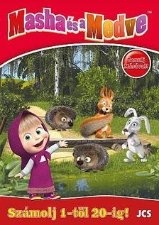 Ismeretlen - Mása és a Medve - Tanulj Másával! - Számolj 1-től 20-ig!