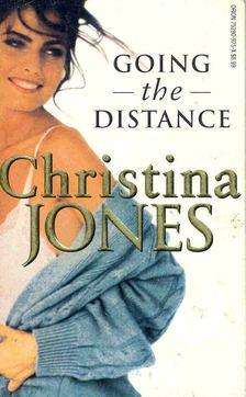 JONES, CHRISTINA - Going the Distance [antikvár]