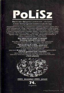 PoLíSz 2003. december- 2004. január [antikvár]