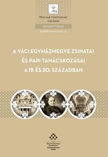 - A Váci egyházmegye zsinatai és papi tanácskozásai a 19. és 20. században