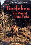 August Zeddies - Tierleben in Wald und Feld (Állatok erdőn s mezőn) [antikvár]