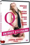 LAURENT BOUHNIK - Q ÉRZÉKEK BIRODALMA DVD
