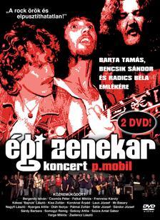 P.MOBIL - P.Mobil - Égi zenekar koncert dupla DVD