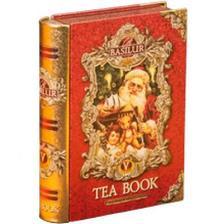 70395 - Basilur Tea Book vol. V - Piros