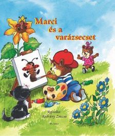 - Marci és a varázsecset