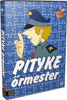 rajzfilm - PITYKE ÖRMESTER DVD