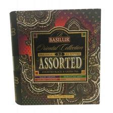 70969 - Basilur Oriental Col. Assorted Book TEA