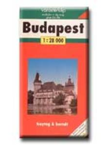 Freytag-Berndt Budapest Kft. - BUDAPEST TÉRKÉP