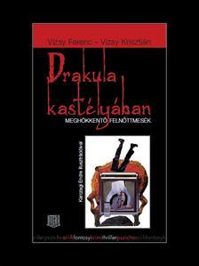 Vizsy Ferenc - Vizsy Krisztián - Drakula Kastélyában - Meghökkentő felnőttmesék