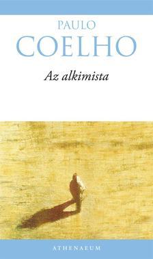 Paulo Coelho - AZ ALKIMISTA  (ÚJ BORÍTÓVAL)