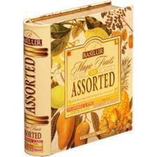 70331 - Basilur Magic Fruits Assorted Book TEA