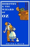 Baum L. Frank - Dorothy and the Wizard in Oz [eKönyv: epub,  mobi]