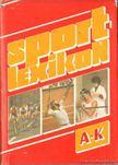NÁDORI LÁSZLÓ - Sportlexikon A-K [antikvár]