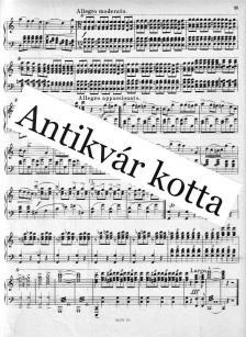 DANKOWSKI-KRENZ - SINFONIA IN D PARTITURA, ANTIKVÁR