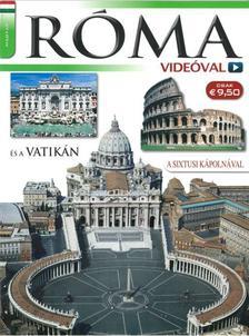 . - Róma és a Vatikán - videóval