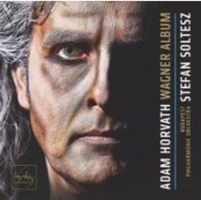 ADAM HORVATH & Budapest Philh.Orch. - WAGNER CD