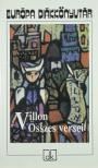 Villon Books Kft. - VILLON ÖSSZES VERSEI - EURÓPA DIÁKKÖNYVTÁR<!--span style='font-size:10px;'>(G)</span-->