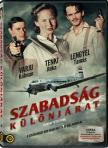 FAZAKAS PÉTER - SZABADSÁG KÜLÖNJÁRAT DVD