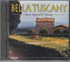 PUCCINI; RESPIGHI; VIVALDI - BELLA TUSCANY CD