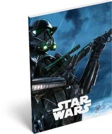12273 - Notesz papírfedeles A/7 Star Wars Rogue One Rain 16500306