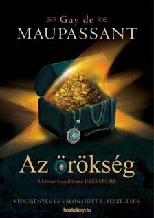 Maupassant Guy De - Az örökség [eKönyv: epub, mobi]