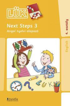 - LDI-318 NEXT STEPS 3. ANGOL SZÓKINCS ALAPOZÓ 4. OSZTÁLY /MINI-LÜK/