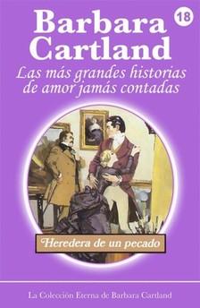 Barbara Cartland - Heredera de un Pecado [eKönyv: epub, mobi]