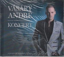 - KONCERT CD VÁSÁRY ANDRÉ - MAGYAR VIRTUÓZOK KAMARAZENEKAR