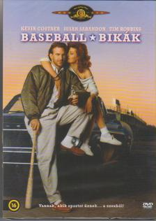 SHELTON, RON - BASEBALL BIKÁK
