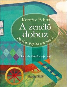Kertész Edina - A ZENÉLŐ DOBOZ